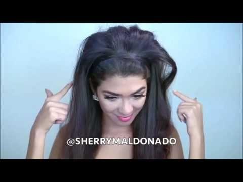 peinados muy faciles de hacer para cada dia de la semana youtube