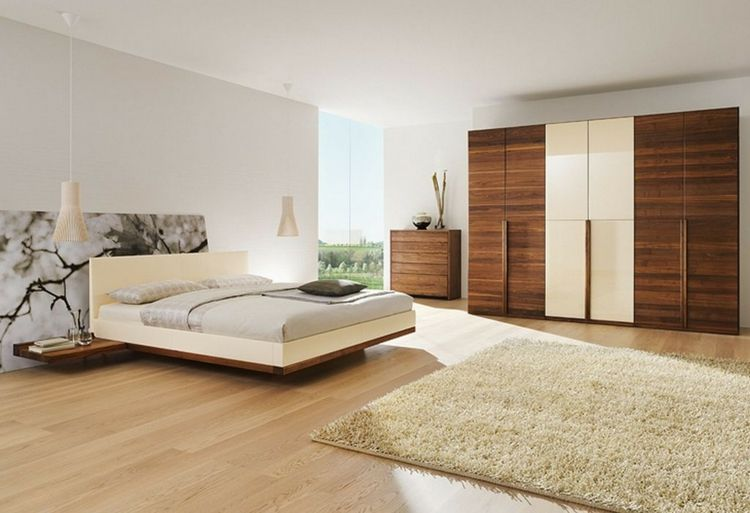 Lit podium pour une chambre à coucher moderne | Bedrooms