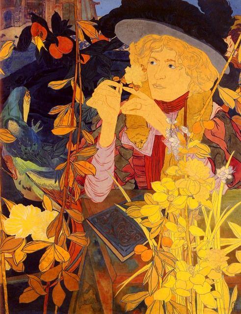Blog d'un admirateur de l'art: l'Art Nouveau
