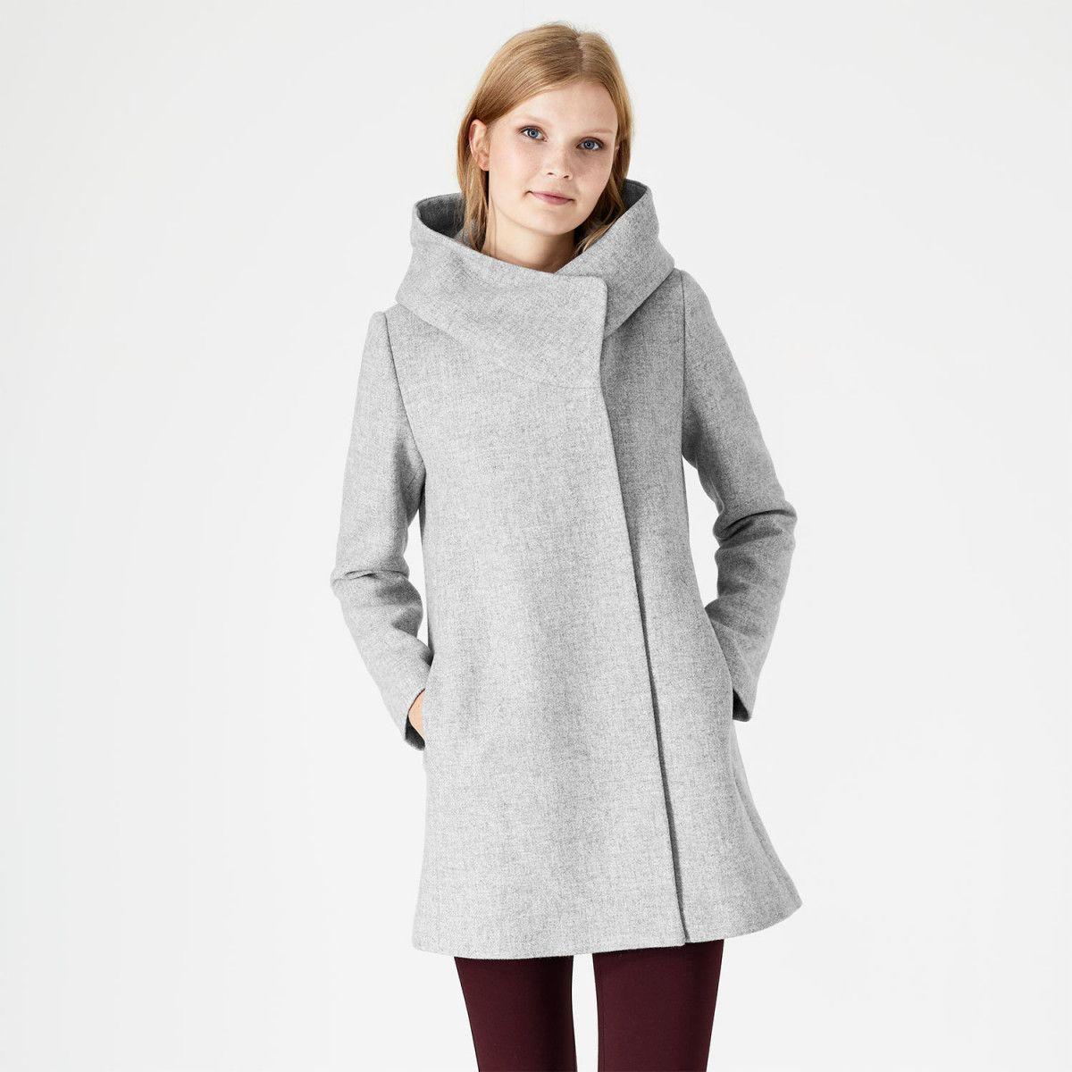 Mäntel für Damen von HALLHUBER Mantel, Kurzmantel