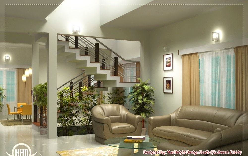 Simple Living Room Designs In Kerala With Images Beautiful
