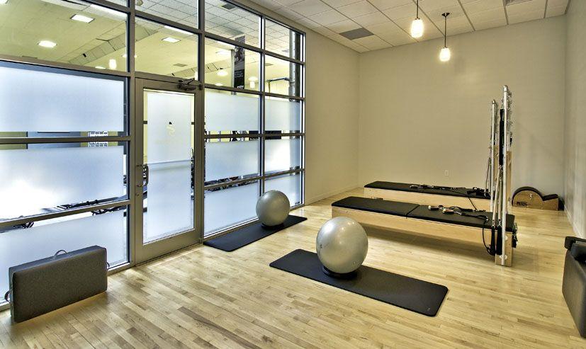 Hefferlin Kronenberg Architects Pilates Studio At The