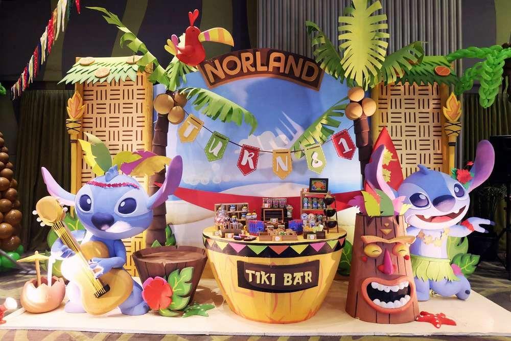 Lilo & Stitch Birthday Party Ideas | Photo 2 of 20