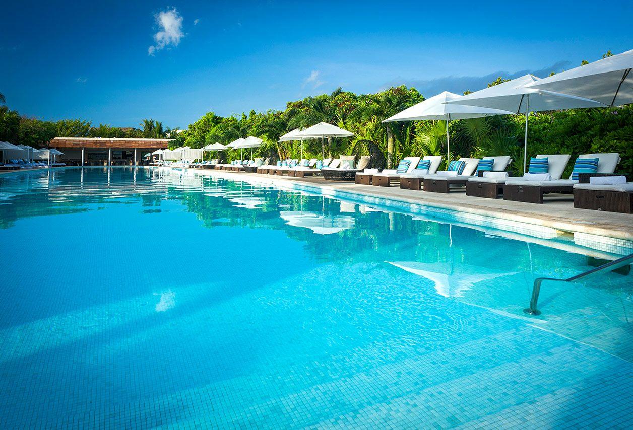 grand luxxe pool at vidanta riviera maya riviera maya. Black Bedroom Furniture Sets. Home Design Ideas