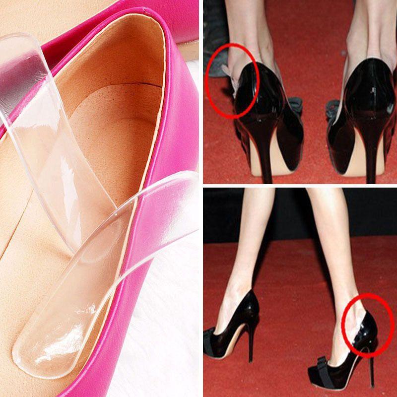 Silica Gel Insoles Shoe Insert Pad Heel