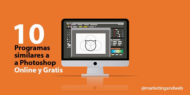Conoce Los Mejores Programas Como Photoshop Online Y Gratis Tambien Conoceras Las Mejores Alterna Programa Para Editar Fotos Photoshop Hacer Collage De Fotos
