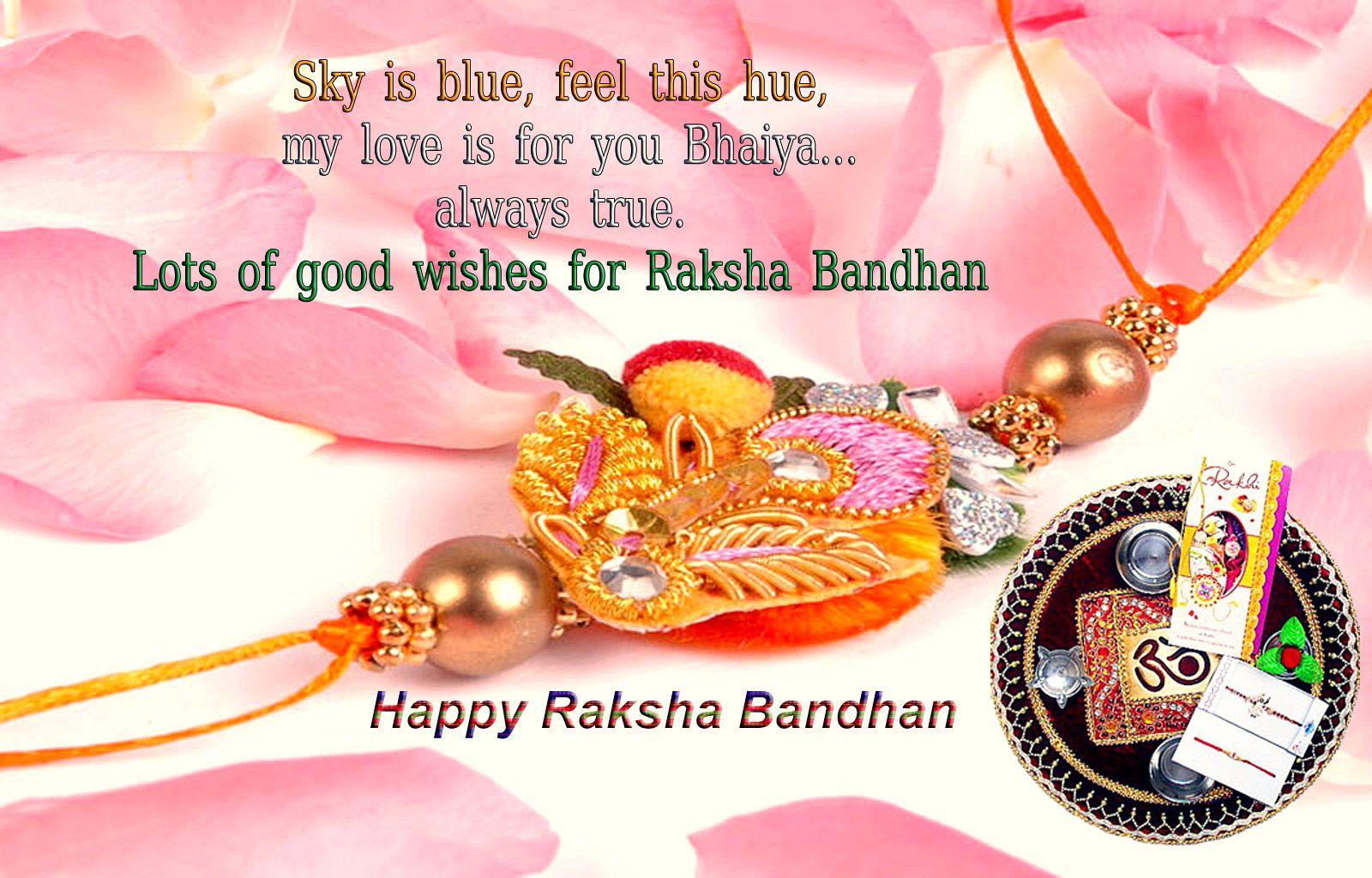 Happy Raksha Bandhan Messages Raksha Bandhan Pinterest Raksha