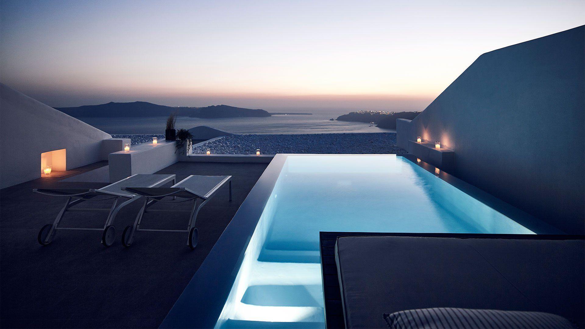 Das 5 Sterne Hotel Cavo Tagoo In Mykonos Und Santorini