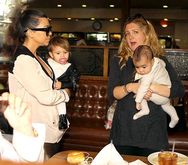 North S Fabulous Life Kim Kardashian Kanye West S Eldest Daughter S Album Kardashian Kids Kardashian Kim Kardashian And Kanye