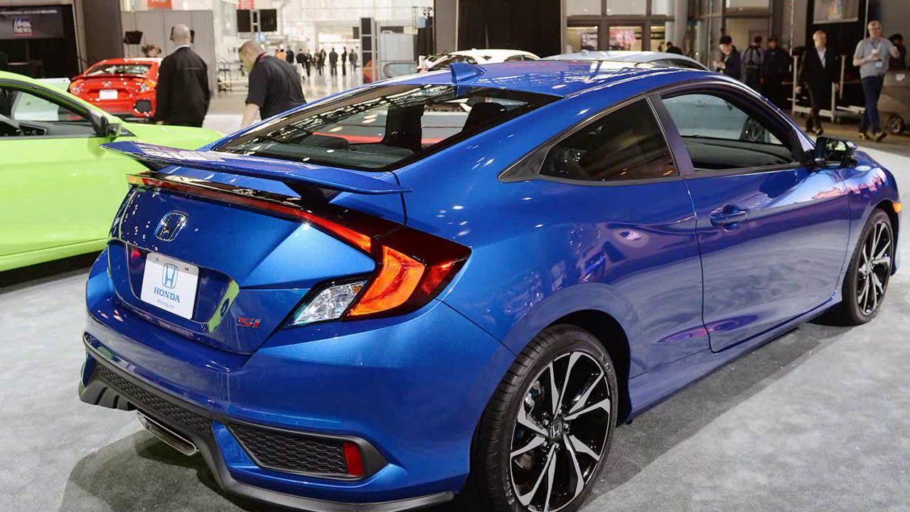 Pin on LOOK! Honda Civic Si 2018 Price New Version