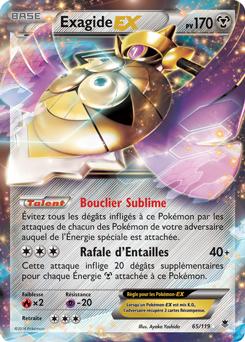 Exagide Ex Adel Carte Pokemon Pokemon Soleil Et Lune Et Cartes