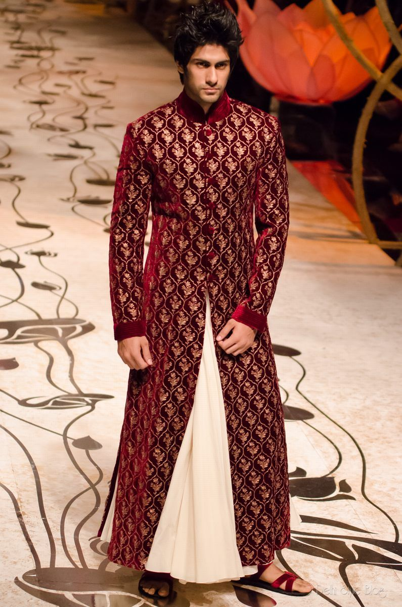 South asian wedding dresses  Men Not Afraid to Wear Skirtsu  Indian Menswear  Pinterest