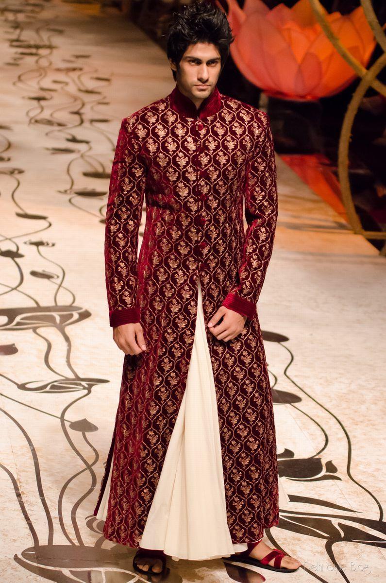 South asian wedding dresses  Men Not Afraid to Wear Skirtsu  Indian Menswear  Pinterest