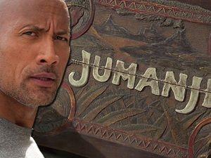ذا روك يكشف عن أولى الصور من فيلم Jumanji Dwayne Johnson Online Publishing Rock Johnson