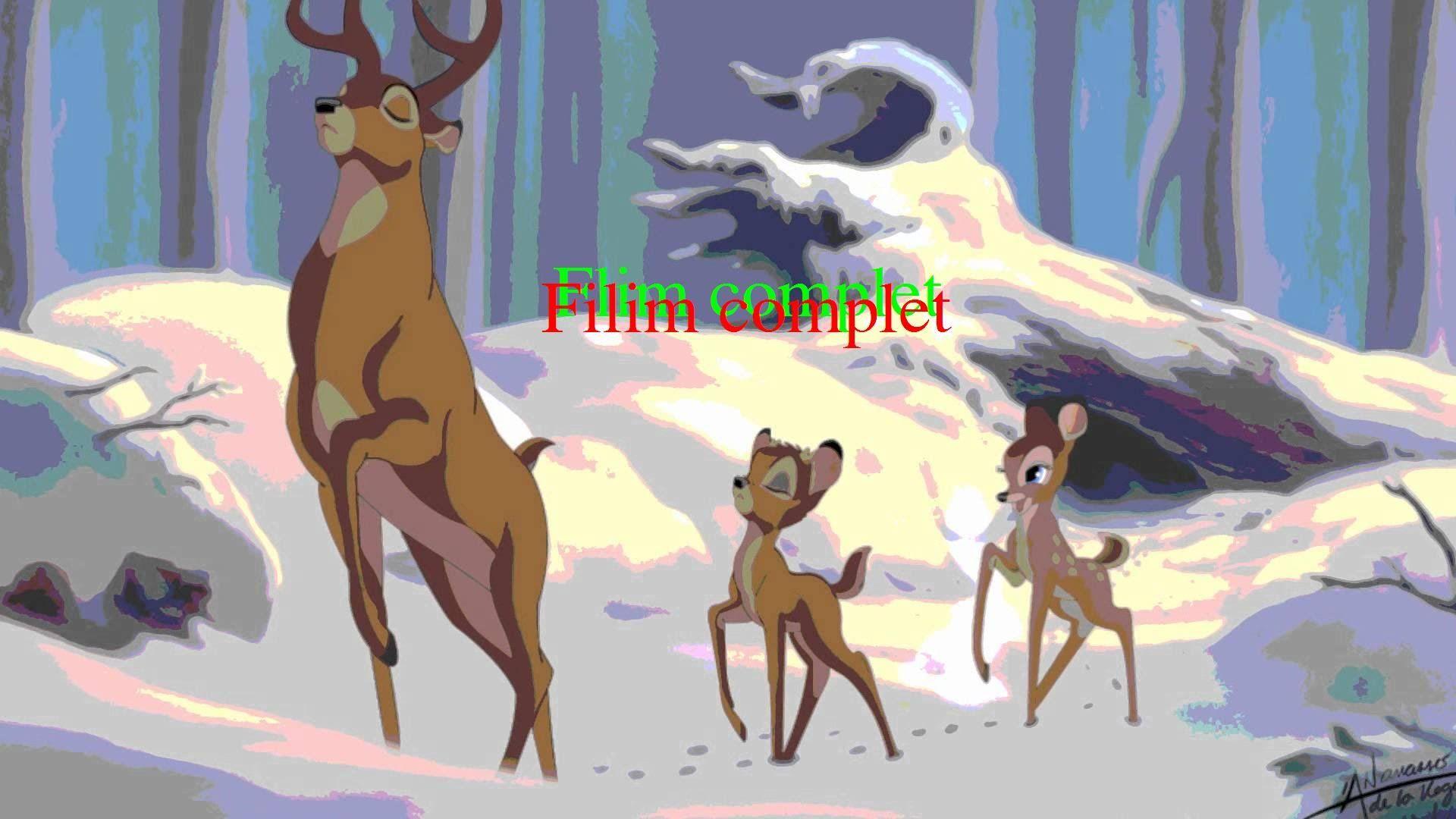 Bambi 3 film complet francais dessin anim bambi 3 - Le jardin secret film complet en francais ...