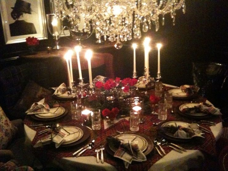 Ralph Lauren Table Settings Google Search Holiday Table Settings Christmas Dining Room Outdoor Table Settings