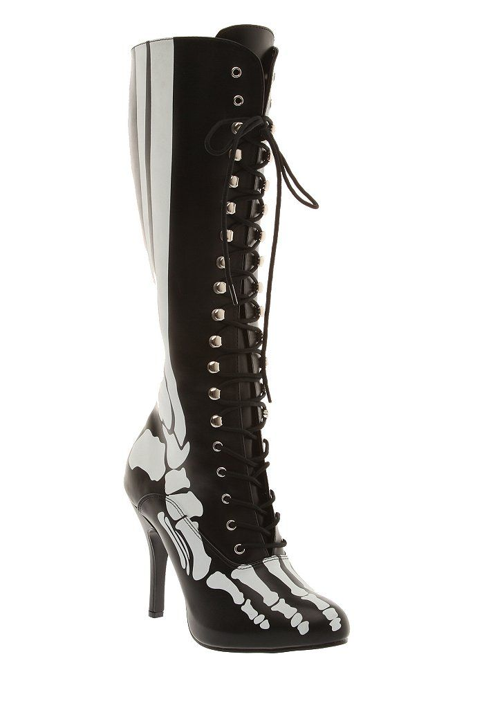 X-Ray Knee High Boots by FUNTASMA   Fashionista   Pinterest 44cbae80cc