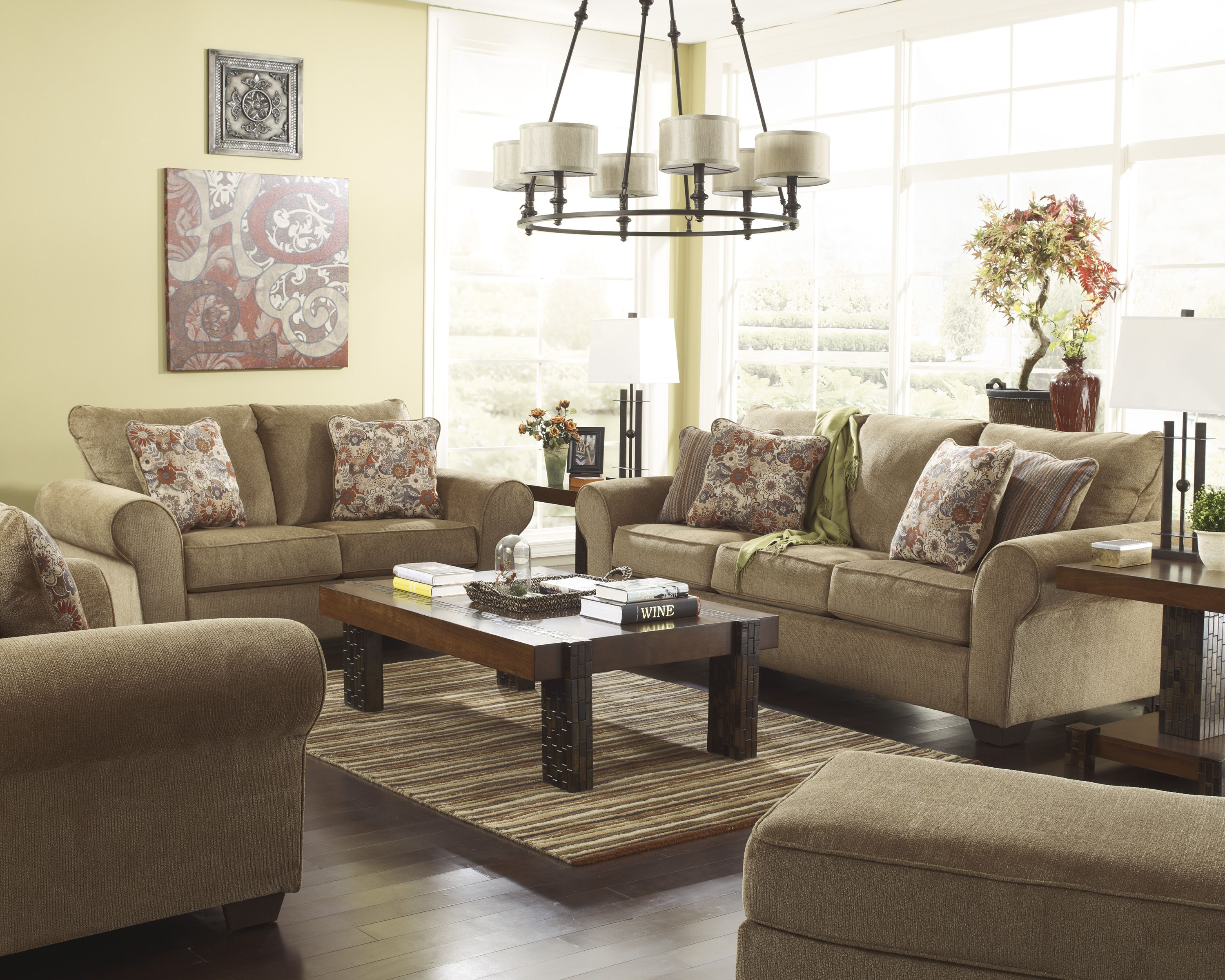 Exceptionnel Galand   Ashley Furniture HomeStore. I Hear It All The Timeu2014beige Is  Boring. I Have To Disagree.