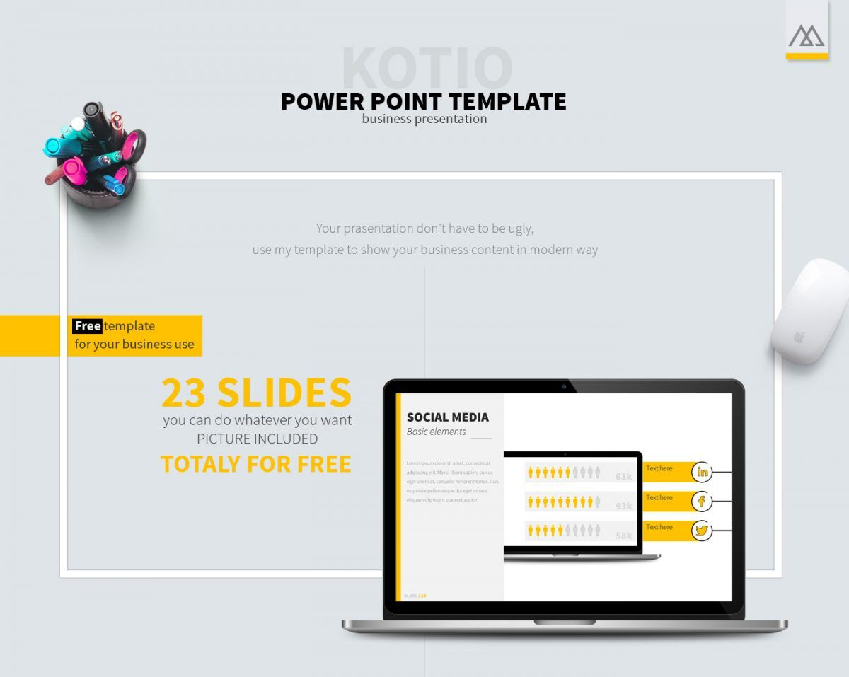 Free Cool Powerpoint Template 2017 Slide Ideas Presentation