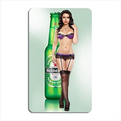 Heineken Beer Girl