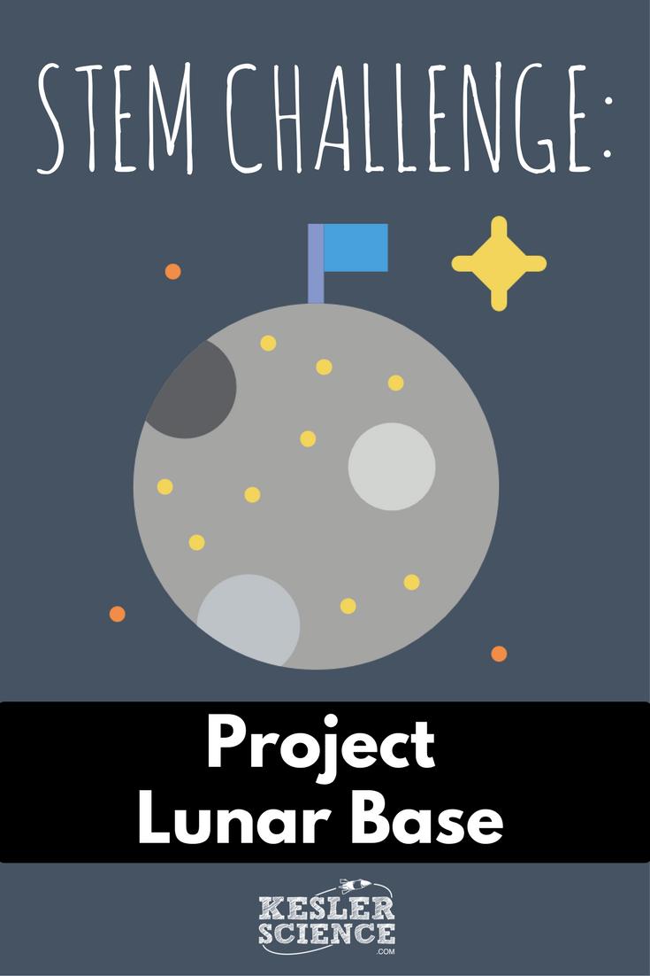 STEM Challenge - Project: Lunar Base - Design a Lunar ...