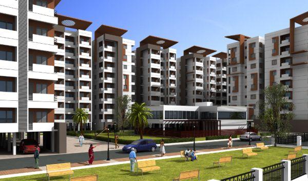 Maha Utsav Apartments - Marg Swarnabhoomi