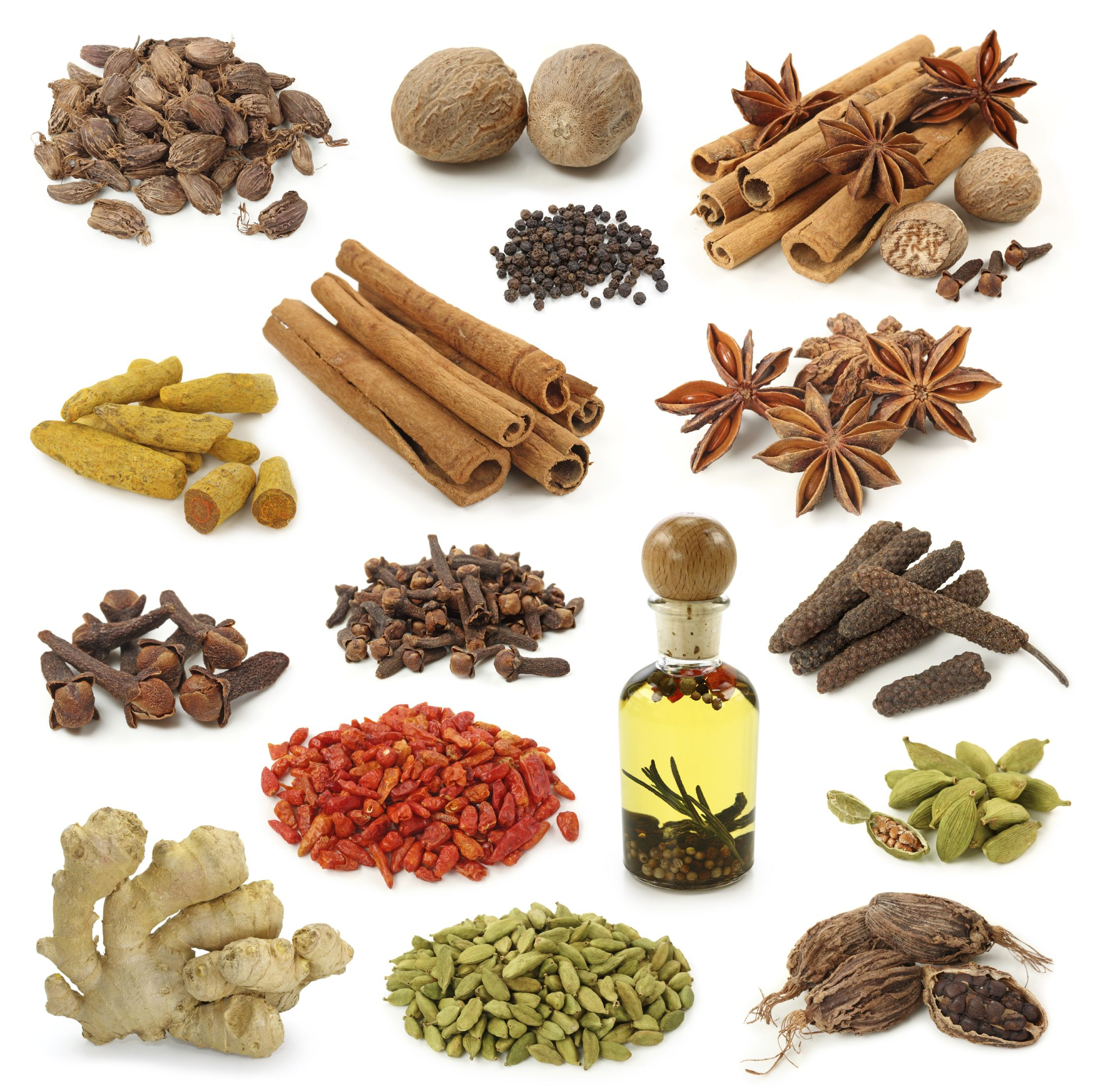 chinese spices and herbs Herbs and Spices can be