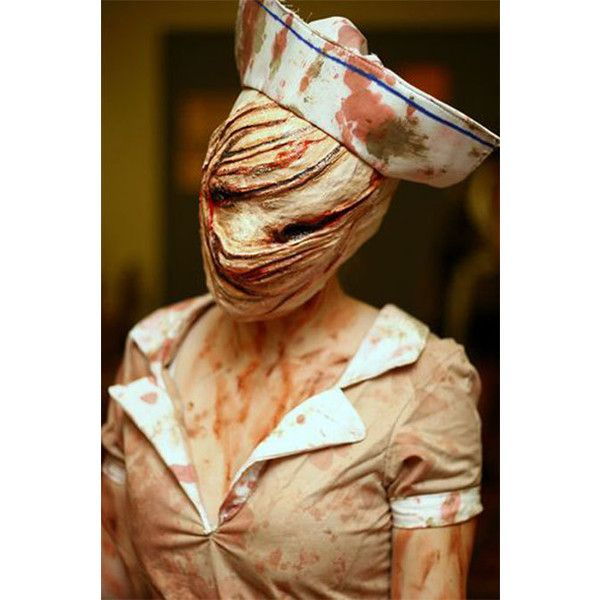 Cool  Scary Halloween Costume Ideas For Girls  Women 2013/ 2014 - halloween horror costume ideas