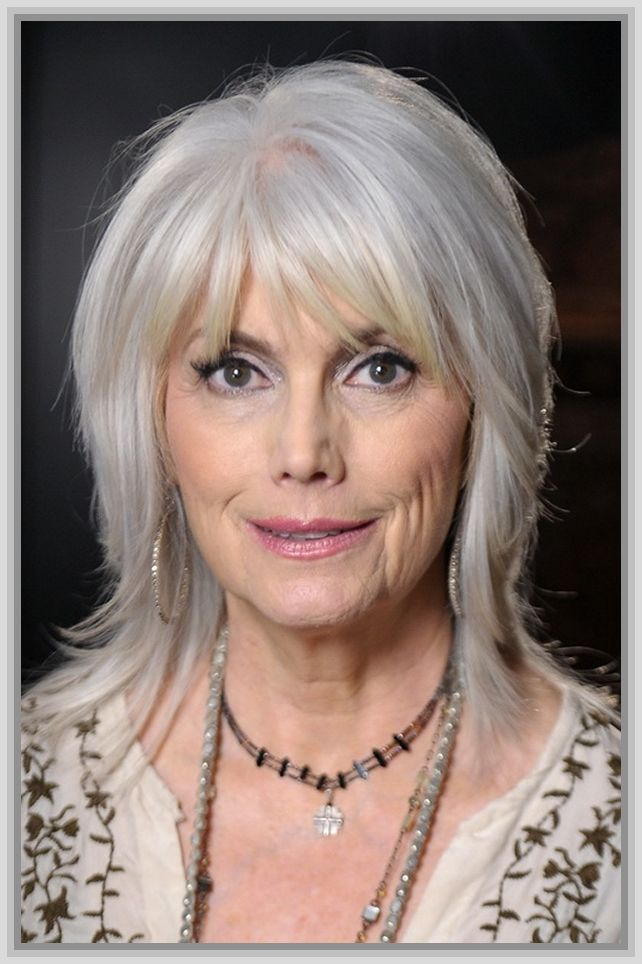 Hairstyles For Thin Fine Hair Over 60 Gorgeous Gray Hair Medium Length Hair Styles Gorgeous Hair