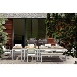 Photo of Kettler Hpl table top 160x95cm oak teak KettlerKettler – hangiulkeninmali.com/haus