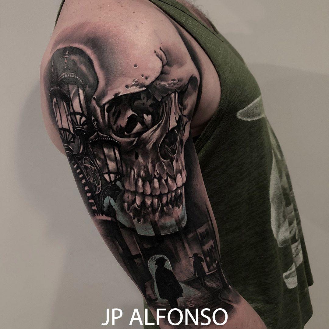 Jp alfonso studios cool tattoos tattoo shop tattoos