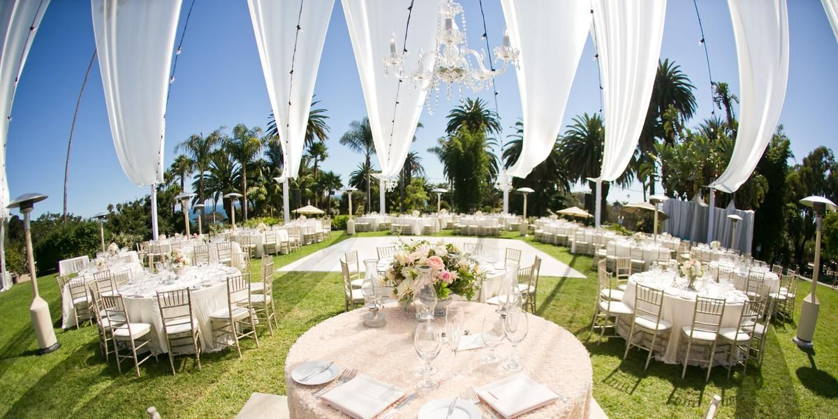 Santa Barbara Zoo Weddings Price Out And Compare Wedding Costs For