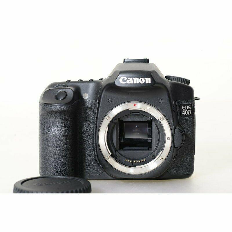 Canon Eos 40d Digitalkamera Dslr Kamera Gehause 0730405418 Appareil Photo Photos Numeriques