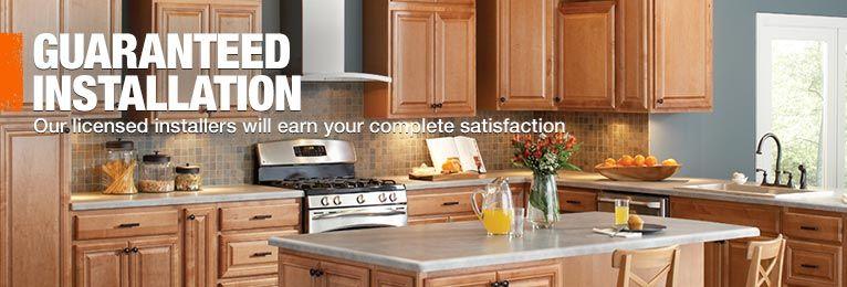Hampton II Maple Honey. Kitchen Design and Cabinets by Wellborn ...