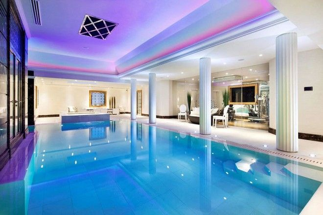 Justin Bieber Mansion In London Interior