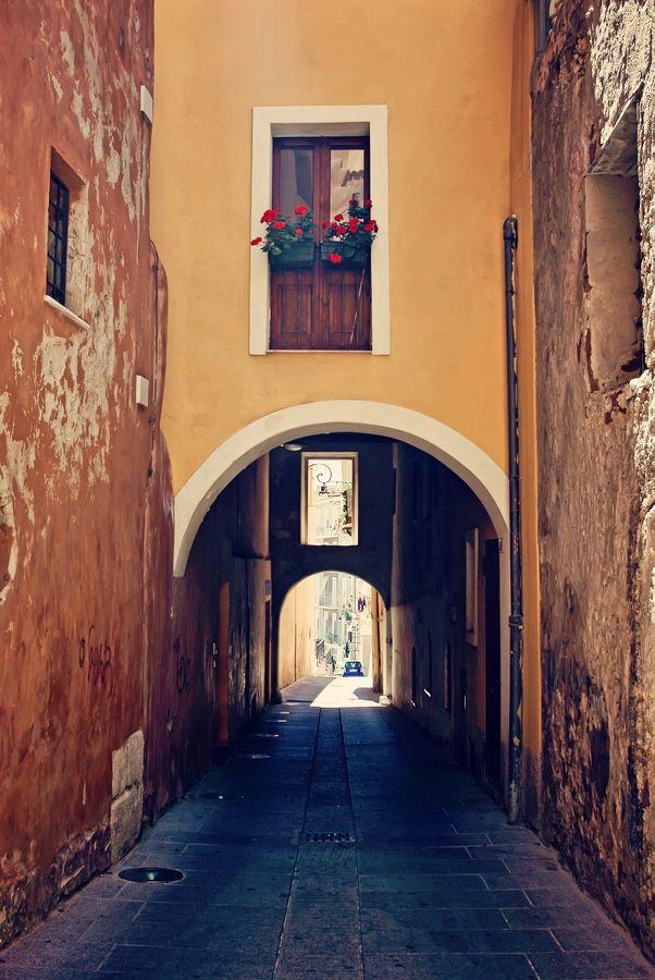 Callejuela ( Cagliari ) - Sardinia, Italy