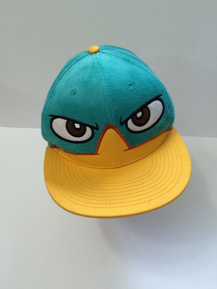 Phineas And Ferb Baseball Cap Hat Hats
