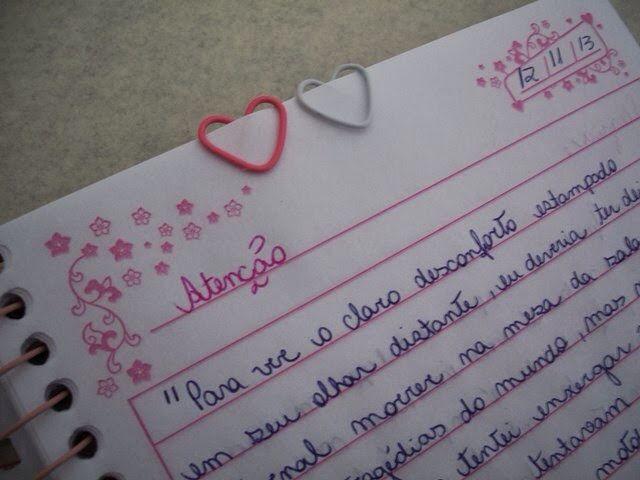 Bookmark marcador de livros heart coração