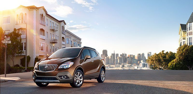 2016 Buick Encore For Sale In Mchenry Il At Gary Lang Buick Gmc
