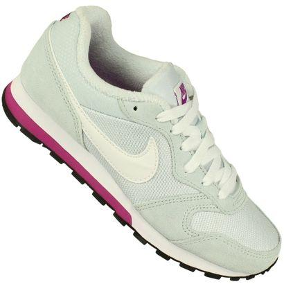 e20f59b7ed0 Tênis Nike MD Runner 2 Branco e Cinza