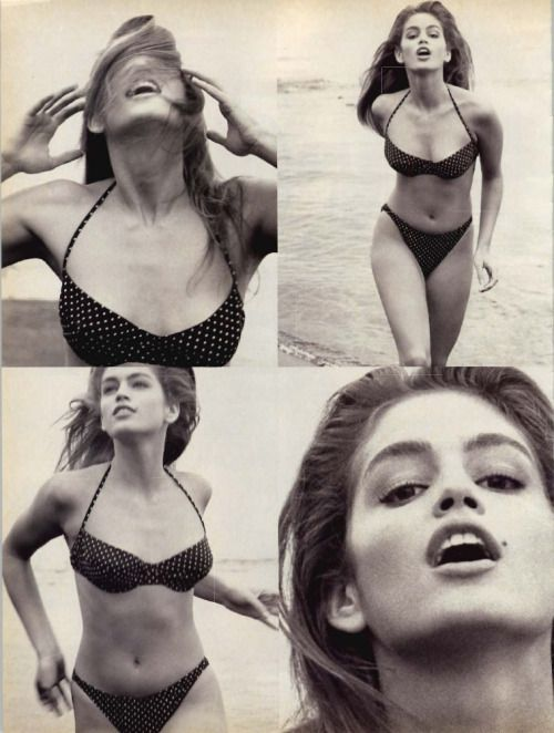 Playboy July 1988 By Herb Ritts Cindy Ultimate Beauty
