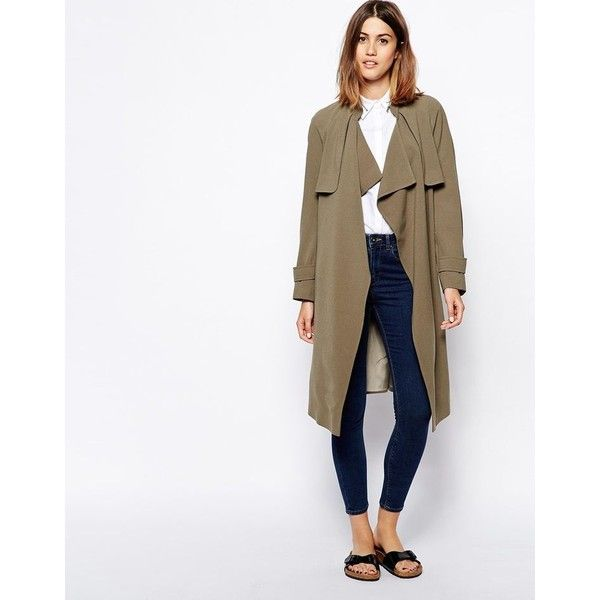 trend outfits is we drapes a it coats calling coat draped and from trench zara are wearing erica pin hoida
