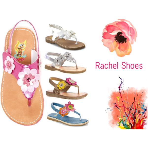 Thongs by Rachel Shoes by rachelshoes on Polyvore