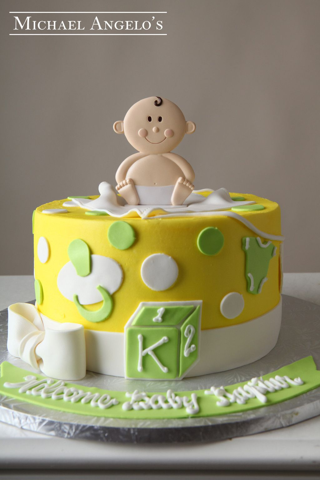 Baby topper 70baby baby shower cakes for boys baby
