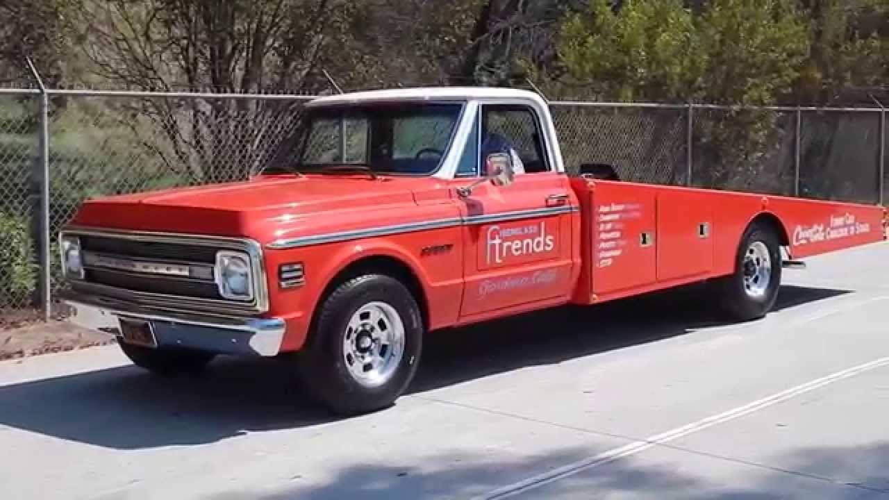 All Chevy c30 chevy : 1971 Chevy C30 Ramp Truck