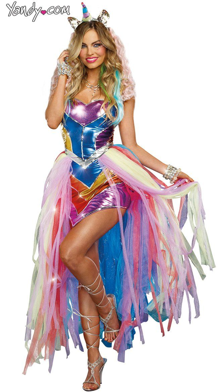 Delightful 16 Unicorn Costumes You Can Easily Order Online Unicorn Fantasy Costume  ($68)