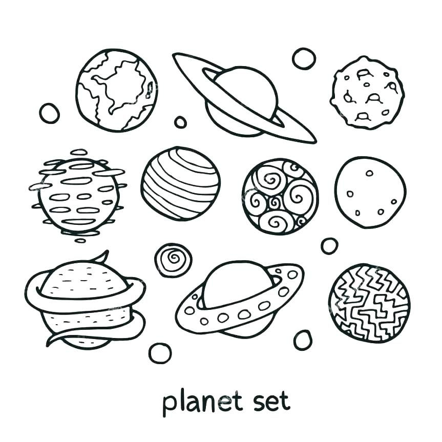 Planet Coloring Sheets Planet Coloring Page Planet Coloring Page