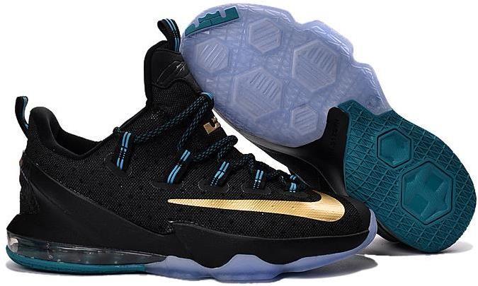 buy online 589b0 d0194 Nike LeBron 13 Low Pot of Gold