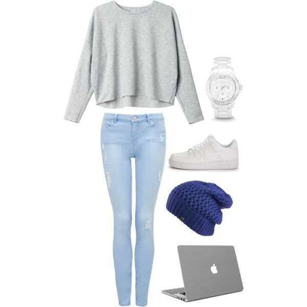"""Lazy Day"" by forevermefashion on Polyvore"