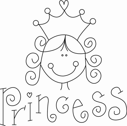 I am God's princess - beautiful and perfect!
